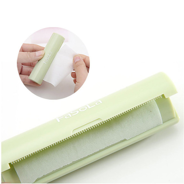 Luckyfine Portable 1.2m Paper Soap Outdoor Hand Washing Bath Scented Slice Sheets Foaming Box Paper Bathing Tools 2