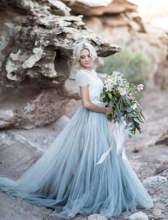 Online Get Cheap Wedding Dress White and Gray -Aliexpress.com ...