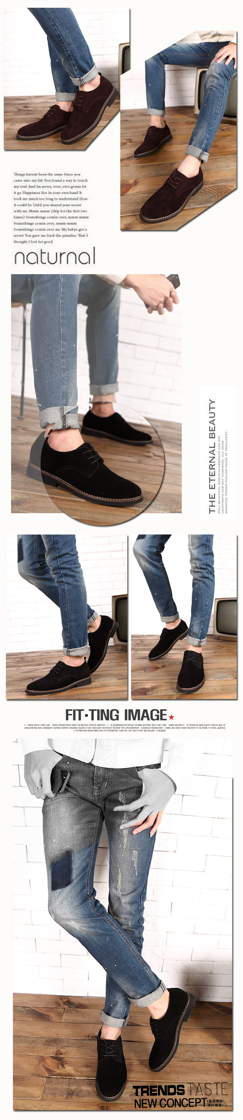 HTB1fAEXfYvpK1RjSZFqq6AXUVXaP ROXDIA plus size 39-48 genuine leather men casual flats waterproof dress oxford man shoes lace up for work male loafers RXM098