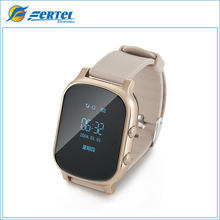2016 GPS Tracker Watch For Kids Child GPS Bracelet Google Map SOS Button GPS Bracelet Personal Tracker GSM GPS Locator T58 Watch