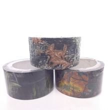 10mx5cm Army Camo Outdoor Hunting Shooting Tool Camouflage Stealth Tape Waterproof Wrap Rifle Accessories