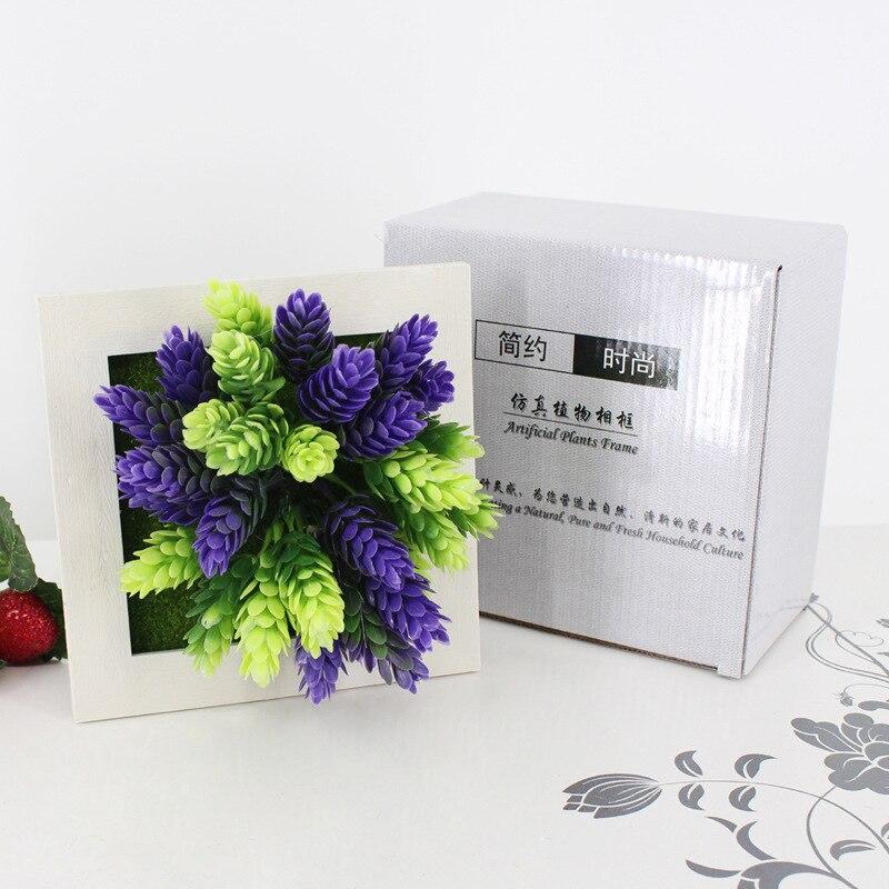 3D Creative Real Touch πλαστικά φυτά Σπίτι - Προϊόντα για τις διακοπές και τα κόμματα - Φωτογραφία 2