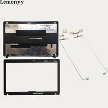 Для lenovo G580 G585 верхняя крышка ЖК-задняя крышка AP0N2000410/ЖК-рамка Крышка AP0R4000100/ЖК-петли левая и правая