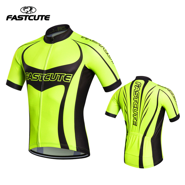 2017 PRO Team Men s Cycling Jerseys Short Sleeve Cycling Jersey Team Cycling  Bike Bicycle Shirts Clothing For Men 3 color 315bfd72f