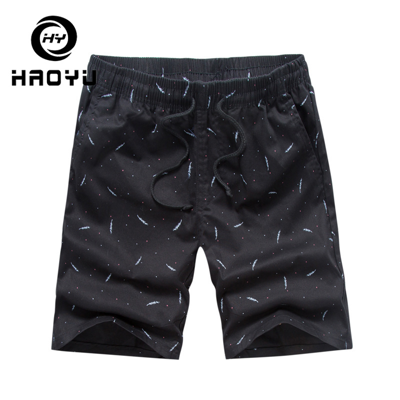Men   Shorts     Board     Shorts   Top Bottoms Casual 2018 New Brand Clothing Cotton Mens   Board     Shorts   Beach Homme Summer Sport Beach