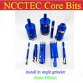 [Для углового шлифовального станка] 80 мм NCCTEC Алмазные коронки сверла CD80A Бесплатная доставка | 3 2 ''гранитные стеновые отверстия коронки инст...