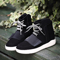 ZCHEKHEN 750 High top  Tactical Military boots casual West hip-hop danceing shoes lace up Breathable Zapatillas Hombre black
