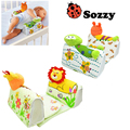 Baby Toy Anti Roll Pillow Sleep Positioner Prevent Flat Head Cushion Sozzy Soft Lion Insects Animal Plush Toy For Newborn Babies