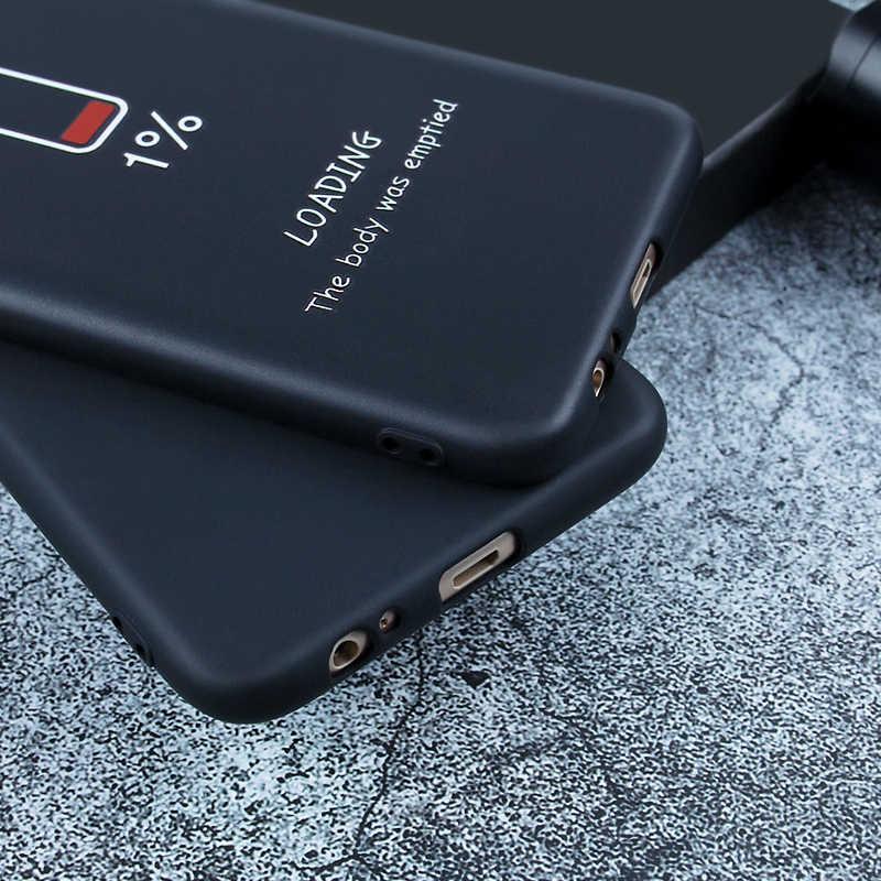 Case Voor Samsung Galaxy A6 Plus 2018 Case Voor Samsung J7 J5 A7 A5 2017 S8 S9 Plus S7 Rand a5 A8 Note 9 Relief Mat TPU Covers
