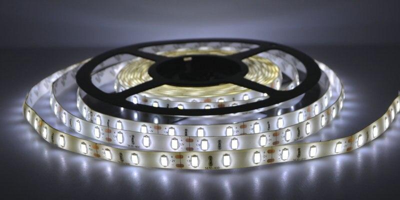 5m / Lot 5630 LED Strip 12V Fərqli Dekorasiya İşıqlandırma - LED işıqlandırma - Fotoqrafiya 5