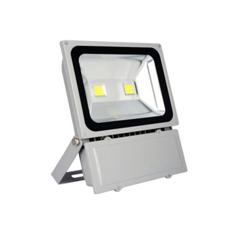 SINFULL ART 50W 85-265V LED FloodLight square Stadium highway spotlight Garden Outdoor IP65 Waterproof Lamp projector lighting