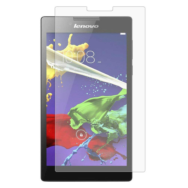 Tempered Glass Screen Protector For Lenovo Tab 2 A7-10 A7-10F A7-20 A7-20F A7-30 A7-30HC A7-30DC A3300 Tab2 7.0inch Tablet Glass free shipping 610 334 2788 lmp108 replacement projector bare lamp for sanyo plc xp100 plc xp100l eiki lc x80 projector