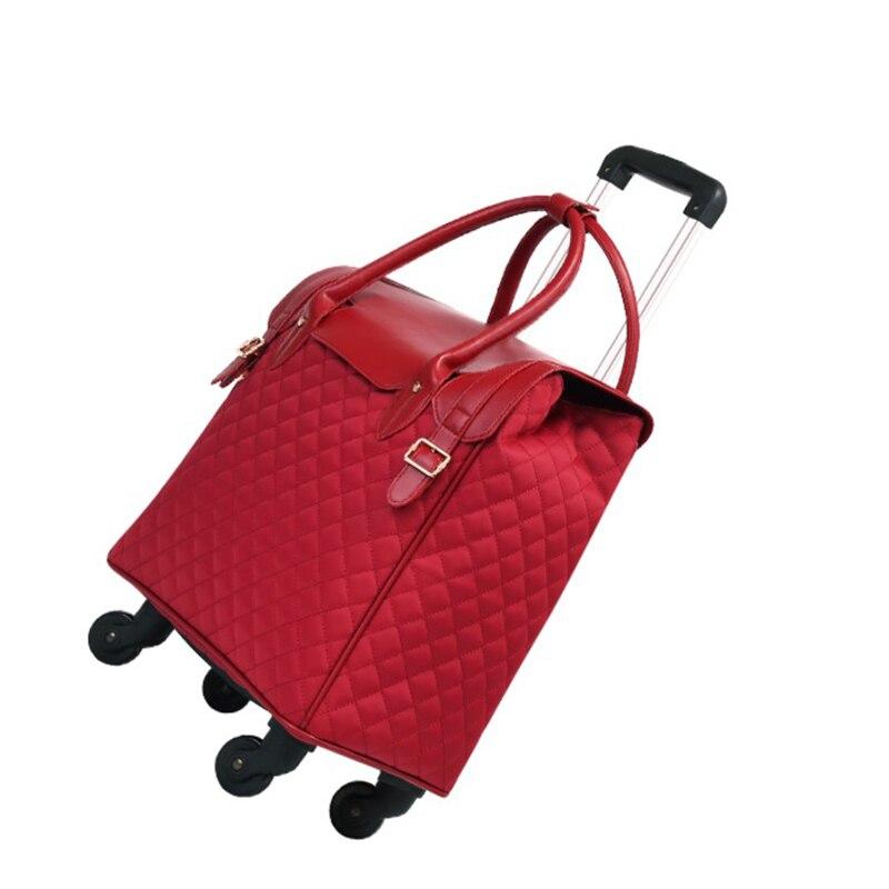 """السفر حكاية 18 """"بوصة النساء صغيرة لطيف السفر حقيبة المقصورة الأمتعة handbagage koffer عربة-في حقائب سفر بعجلات من حقائب وأمتعة على  مجموعة 3"""