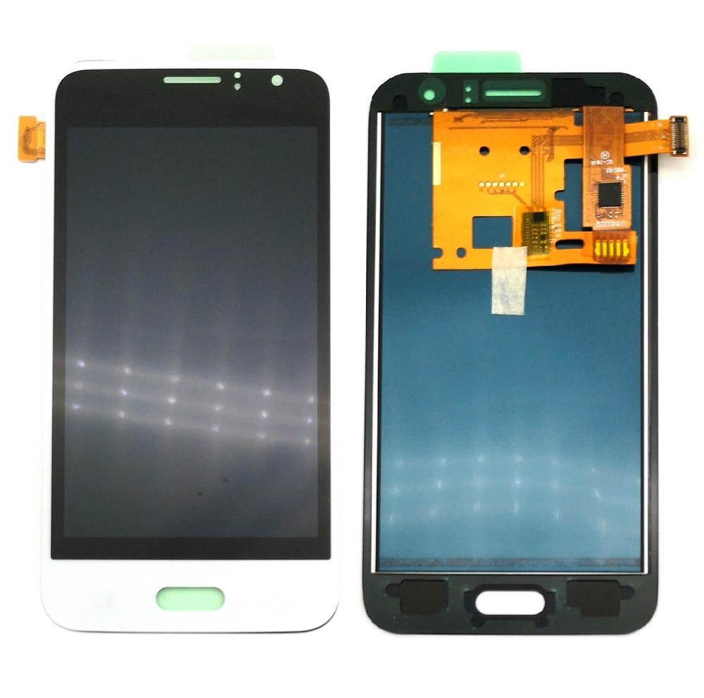 Can adjust brightness LCD For Samsung Galaxy J1 2016 J120 J120F J120H J120M LCD Display Touch Screen Digitizer Assembly