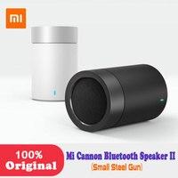 Original Xiaomi Mi Bluetooth 4 1 Speaker Steel Gun 2 Hands Free Calls Music Player With