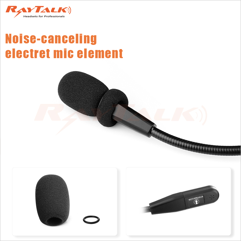6f8d9ba3708 ANR aviation headset active Noise cancelling pilot headset with flexiable  boom microphone DHL Free shipping-in Headphone/Headset from Consumer  Electronics ...