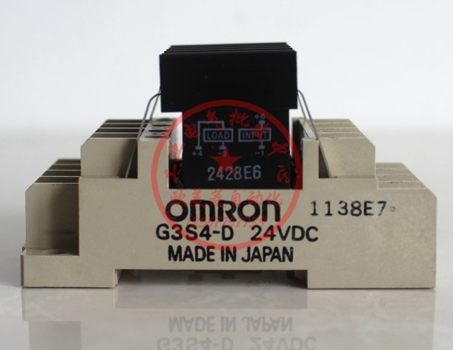 NBL Original genuine Omron OMRON solid state relay terminal G3S4 D