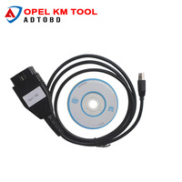 Best Quality for OPEL KM cable Auto Odometer Correction Mileage Programmer Tool for Opel km tool Auto Universal Tool