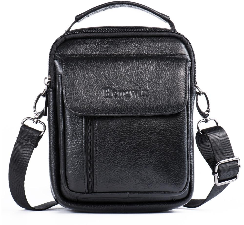 e791af914e Genuine Leather Multi Purpose Belt Pouch Crossbody Bag Travel Purse Wallet  with Shoulder Strap Waist Pack