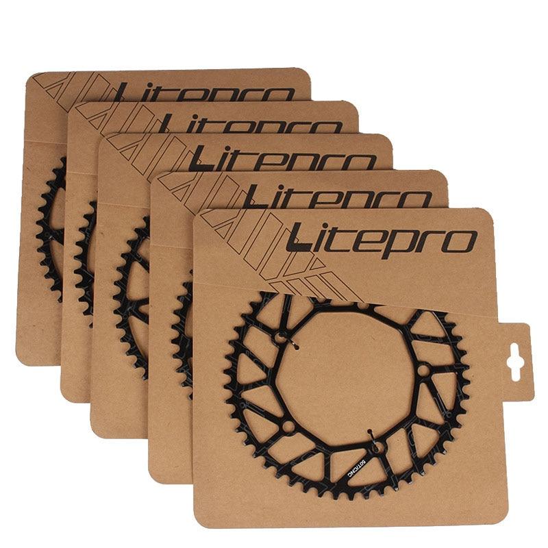 Crankset za bicikl 130 BCD četiri zuba BMX lančana sklopiva kotača - Biciklizam - Foto 3