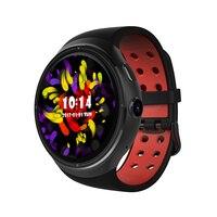 JingTider Z10 Smartwatch 1 GB Ram 16 GB Rom ליבת MTK6580 Quad LES1 שעוני טלפון חכמים 3 גרם WIFI 5.1 GPS אנדרואיד עבור אנדרואיד IOS