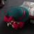 2017 Verde Escuro de Linho Chapéus De Casamento Com Arcos de Pérolas De Noiva Chapéus Acessórios Para Cabelo Nupcial Applique chapeau mariage para Noivas