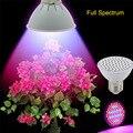 E27 Hidropónico Espectro Planta LLEVADA Crece la Luz 10 W Eficiente Lámpara de Iluminación Interior