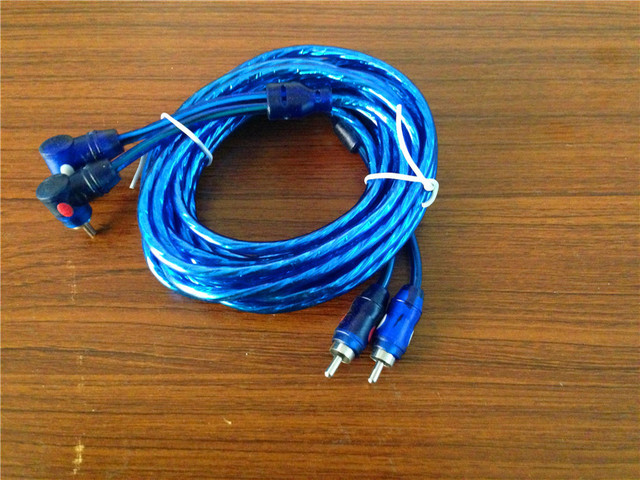 STARPAD For Modified car stereo audio cable with a wire must ...
