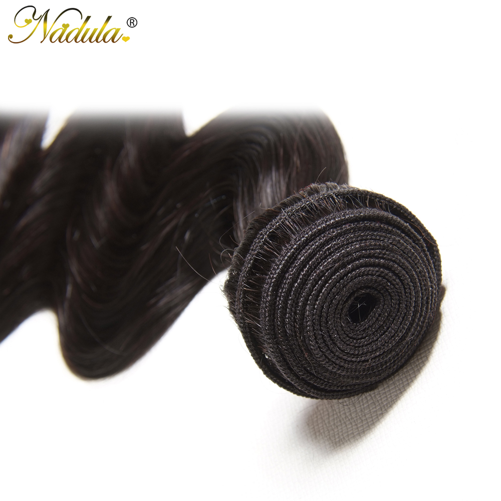 Nadula Hair  Body Wave Hair 3piece/Lot  Bundles 8-30inch  Hair s  6