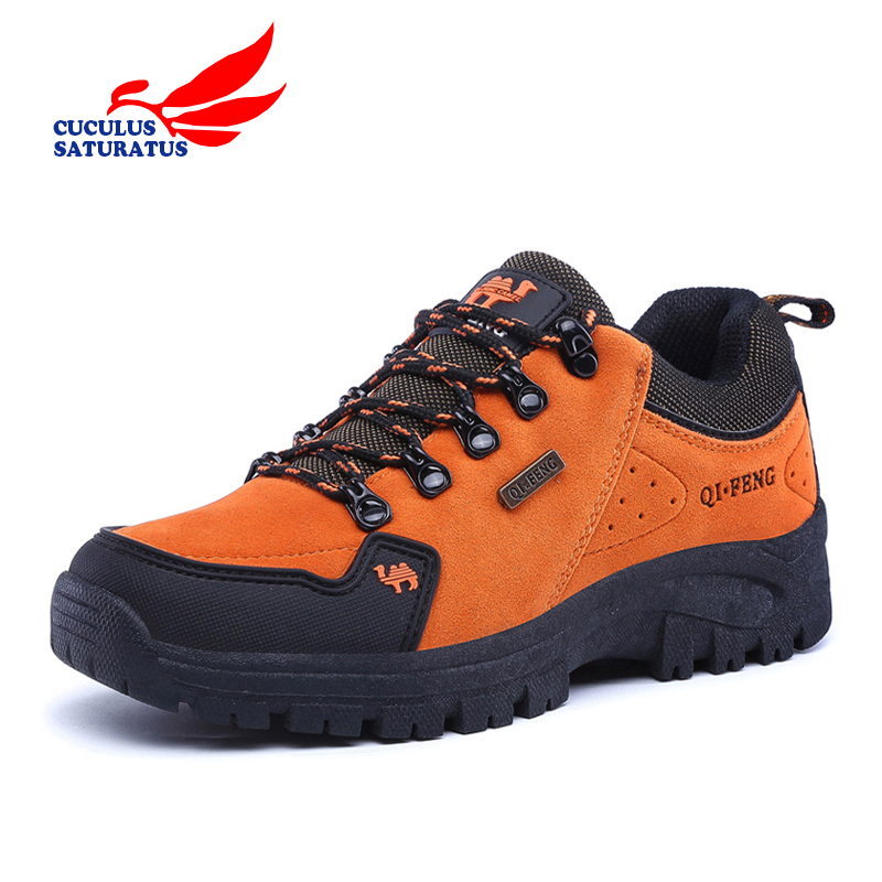 2018 Hot Men and Women surface Waterproof Breathable Hiking Shoes,Climbing Outdoor Trekking Shoes 509