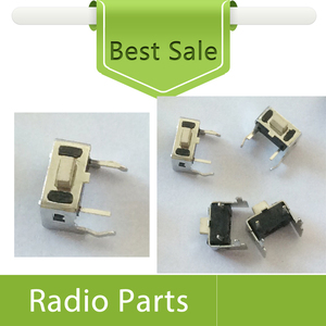 Image 2 - 50X Tact Switch PTT For Kenwood TK3107 TK3207  Universal Type