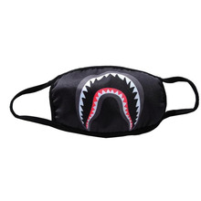 Men's Top Fashion Accessories Shark Mask Cotton Sports Outdo