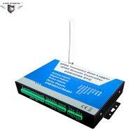 GSM Управление Лер SMS GPRS дистанционного Управление регистратор данных Температура мониторинга цифрового реле Tcp протоколы сигнализации Сист