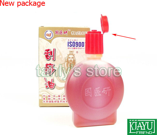 2pieces//lot Wholesale Traditional Acupuncture Massage Tool Guasha Oil 50ml/piece Scrapping/Skinscraping/gua sha therapy/GYY hot very good quality wholesale traditional massage tool guasha board 100