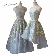 New Hot Sexy Crystal Cocktail Dress 2017 Backless Lace Short Prom Dress Evening Party Dress For Wedding Customize CK0304