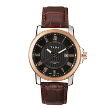 Business Fashion Men's Watch Waterproof Calendar Student Watches Calendar Simple Casual Quartz Wristwatches Free Shipping Sale