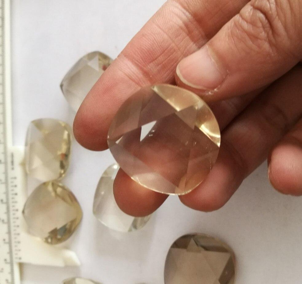 High quality tea 100% natural quartz crystal crystal pendant d8888 healing Pendant Drupelet Wheel Energy Stone 40g natural fluorite quartz crystal double terminated wand healing for sale