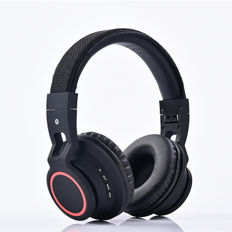 NEW Bluetooth Headphone With Mic Wireless Headphones Support TF Card FM Radio Bass Headset For Computer Cellphone TV for iphone bluetooth headphone with microphone wireless headphones support tf card fm radio stereo bass gaming headset for pc ios android
