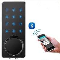 OS8815BLE YS BT Электронный Keyless задняя подсветка клавиатура дверной замок разблокировка с Bluetooth кодом ключ цифровой замок безопасности