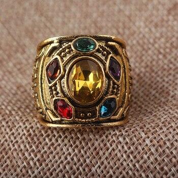 Кольцо камни Таноса Мстители Война бесконечности
