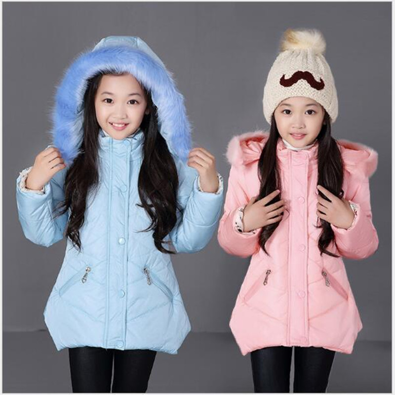 Children's cotton-padded children's cotton-padded jacket, the new south Korean version of autumn/winter. AN28 lucky panda 2016 woman the new winter coat in the korean version of women s fur collar down cotton cultivation lkb021