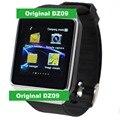 Moda smart watch para android sim apoio whatsapp homens reloj inteligente para samsung telefone do bluetooth relógio de pulso dz09 gt88 gt08