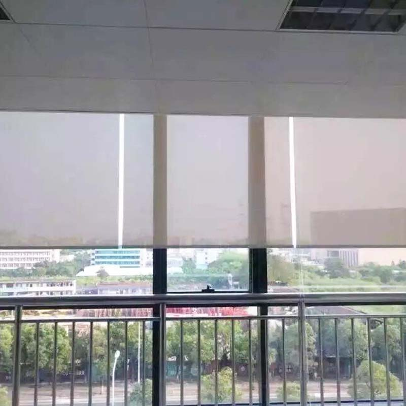 2 0m Width 2 0 2 9m Height Electric Roller Shade Wireless Roller Blinds