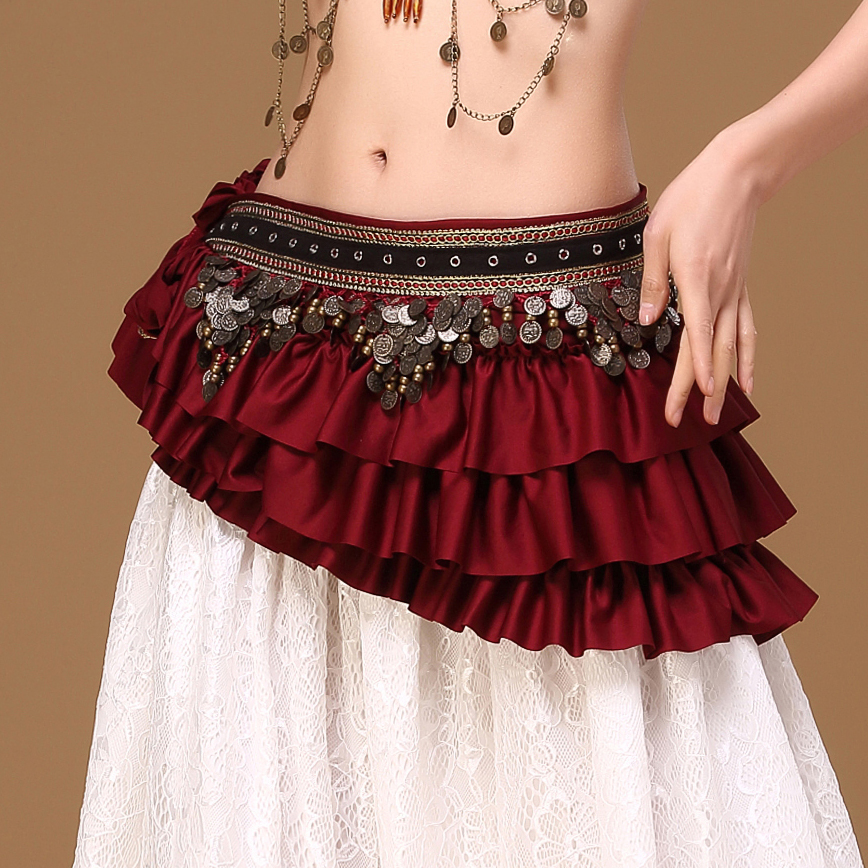 2017 New Tribal Bellydance Clothes Gypsy Costume