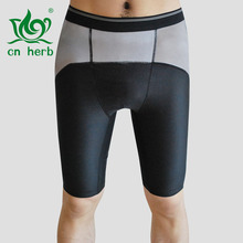 Cn Herb light and men fitness pants The body movement function of Body-hugging splicing K169 belly in three points
