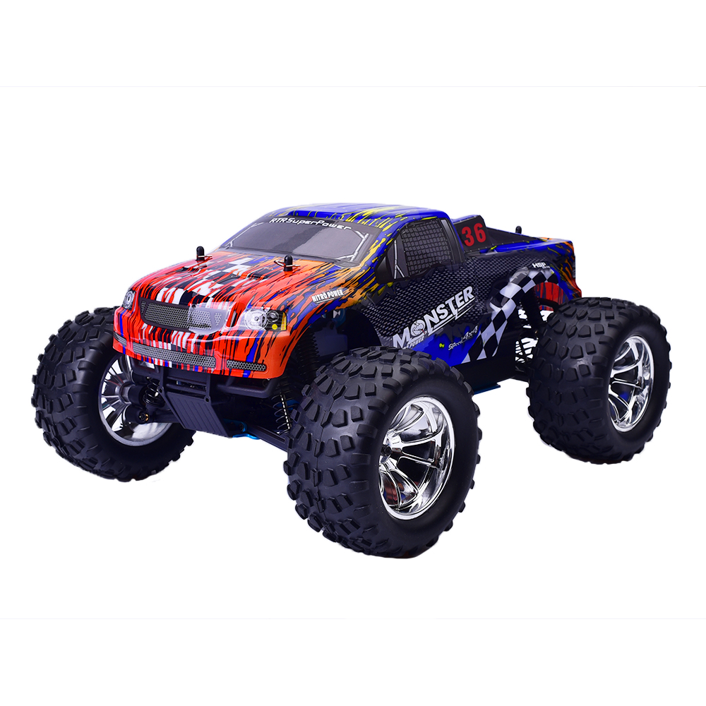 monster truck remote control car with 32817056396 on 9780794437626 in addition Hsp Sheleton 15 Scale Gas Powered Monster Truck Rc Racing Car 30cc Engine Item No 94050 furthermore Monster Truck Coloring Pages furthermore 352035547940 together with 311775241018.