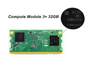 Image 5 - Raspberry Pi Tính Module 3 + Lite/8 GB/16 GB/32 GB RAM 1 GB 64  bit 1.2 GHz BCM2837B0 200PIN SODIMM Cổng kết nối Hỗ trợ Window 10 V. v...