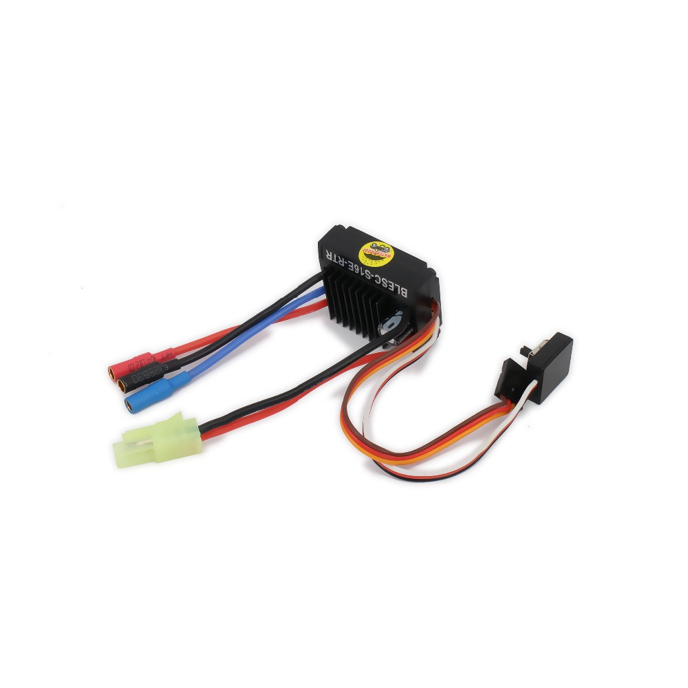 25A Brushless ESC Speed Controller Rc Hobby Model Car Wltoys Hsp Hpi Traxxas Losi Axial Kyosho Tamiya Redcat Himoto Spareparts free shipping feike da skyrc toro 8s 150a model car brushless esc electronic speed control