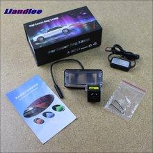 цена на Liandlee Automobile Prevention Anti Fog Haze Laser Lamps For Toyota Canarado / Estima / Tarago Brake Light Warning Light