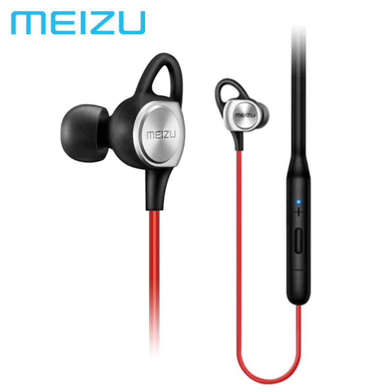 2018 Original Meizu EP52 Wireless Bluetooth 4.1 Earphone Stereo Headset Waterproof IPX5 Sports Running With MIC Supporting Apt-X всё для лепки playgo набор 8636